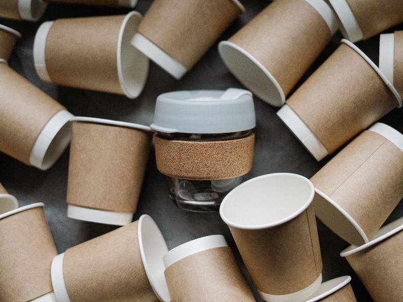 kubki papierowe